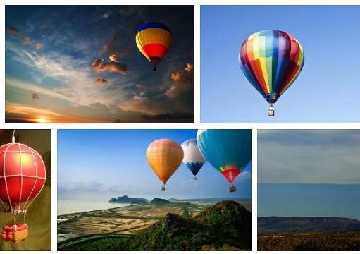 Сонник - воздушные шары