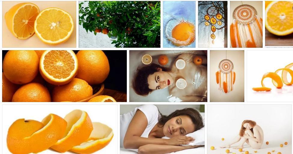 Приснился апельсин - толкование сна по сонникам
