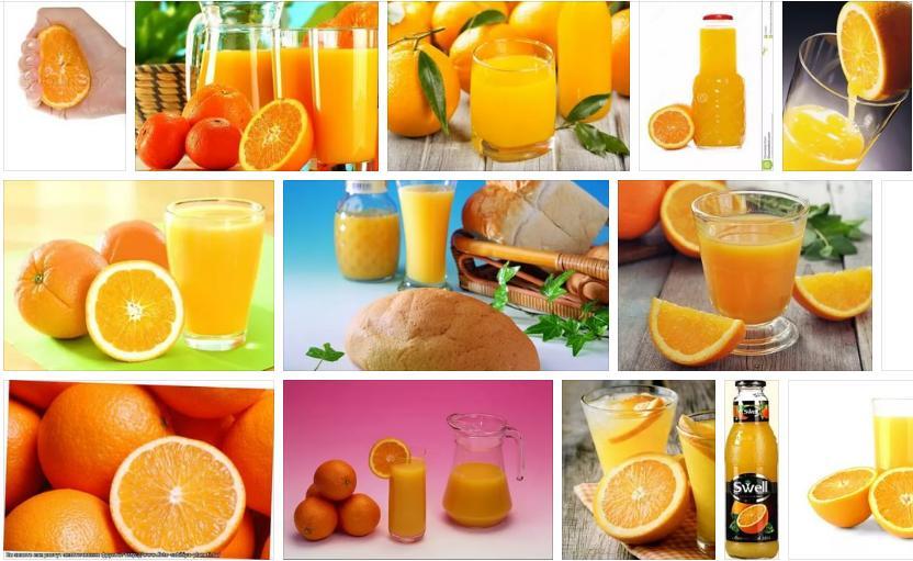 Приснился апельсиновый сок - толкование сна по сонникам