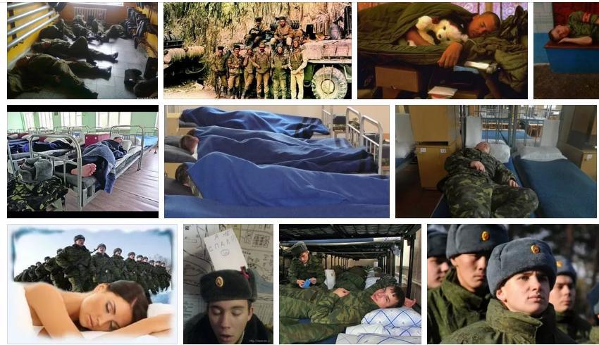 Приснилась армия - толкование снов по сонникам