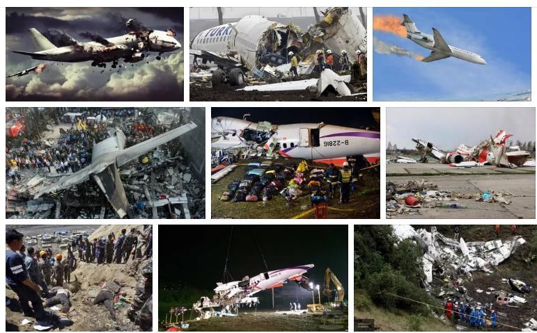 Приснилась авиакатастрофа - толкование сна по сонникам