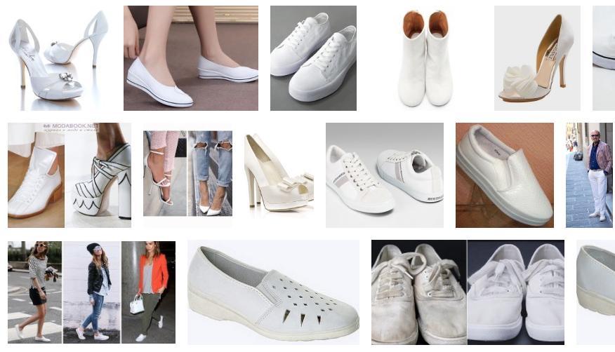 Приснилась белая обувь - толкование сна по сонникам