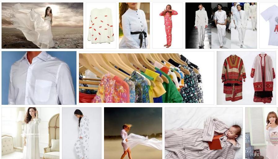 Приснилась белая одежда - толкование сна по сонникам