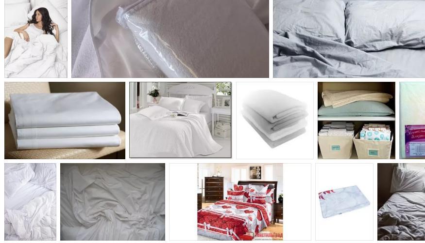 Приснилась белая простынь - толкование сна по сонникам