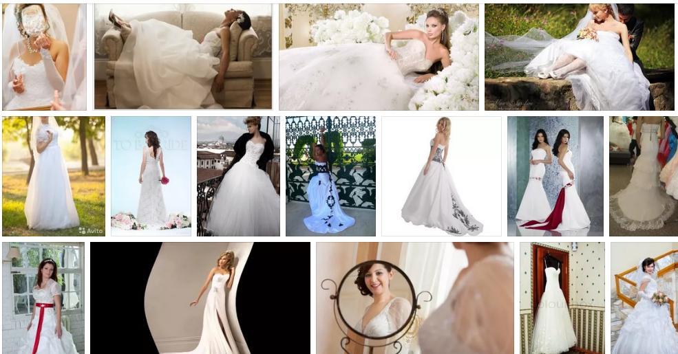 Приснилось белое свадебное платье - толкование сна по сонникам