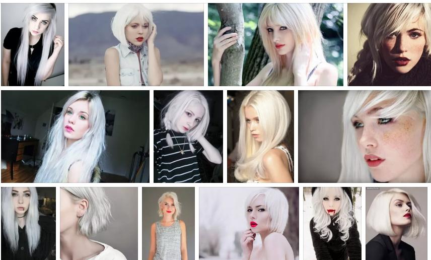 Приснились белые волосы - толкование сна по сонникам