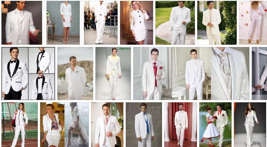 Приснился белый костюм - толкование снов по сонникам