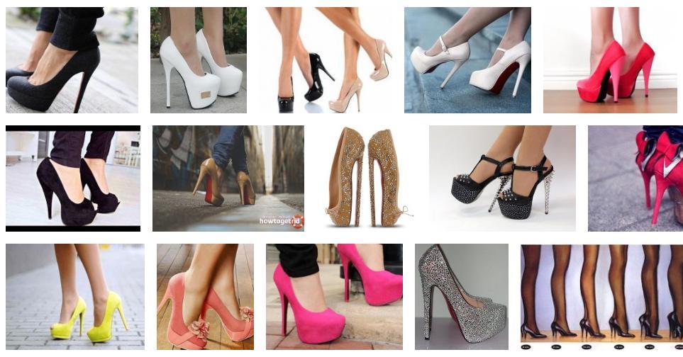 Приснились туфли на каблуке - толкование сна по сонникам