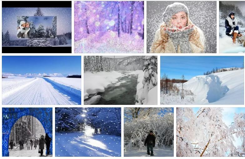 Приснился белый снег - толкование сна по сонникам