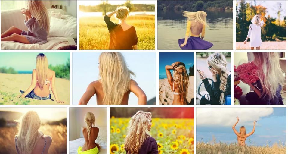 Приснилась блондинка - толкование сна по сонникам