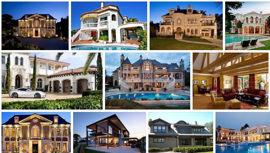 Приснился богатый дом - толкование снов по сонникам