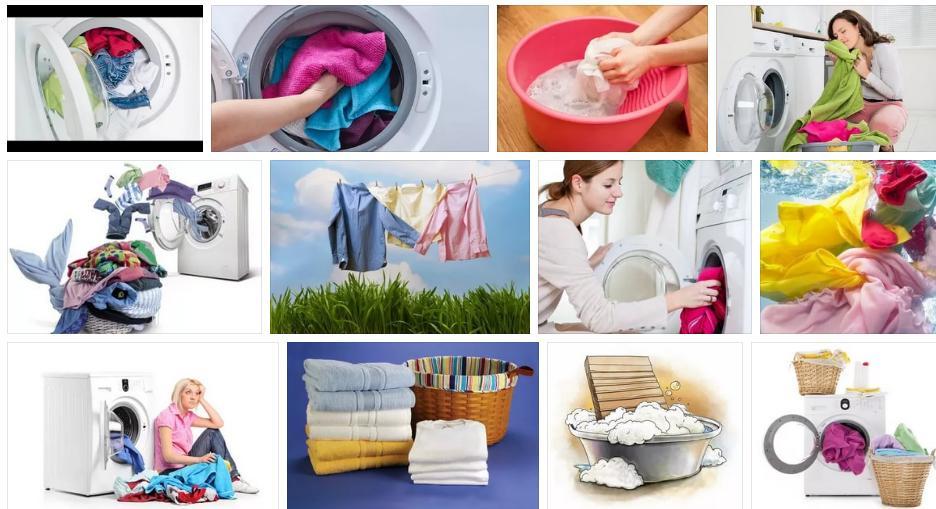 Приснилось стирать белье - толкование сна по сонникам