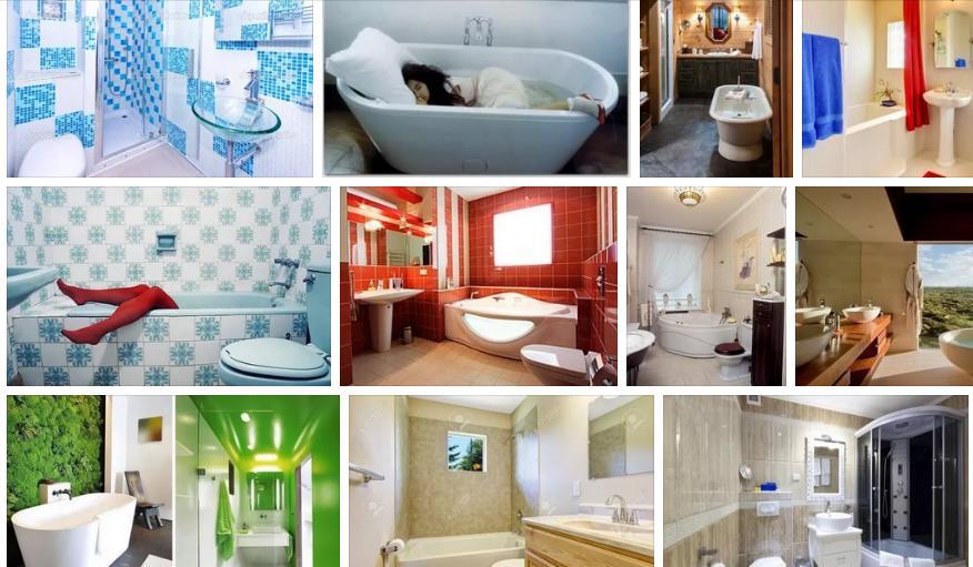 Приснилась ванная комната - толкование сна по сонникам