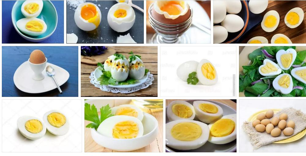 Снятся вареные яйца - толкование сна по сонникам
