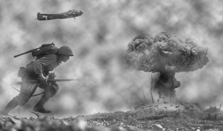 Приснилась война - толкование сна по сонникам