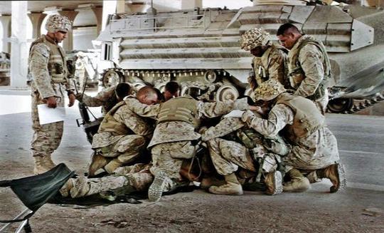 Приснились военные - толкование сна по сонникам