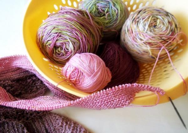Приснилось вязание – толкование сна по сонникам