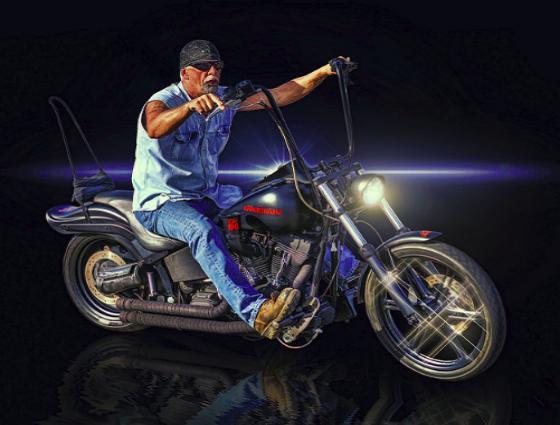 Ехать на мотоцикле - толкование сна по сонникам