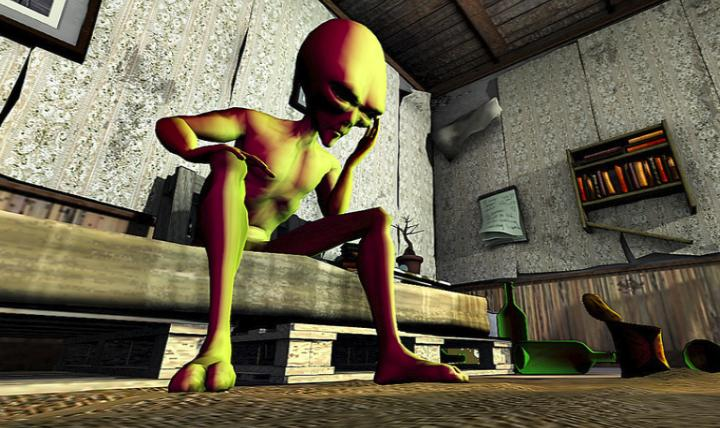 Приснились инопланетяне толкование по сонникам