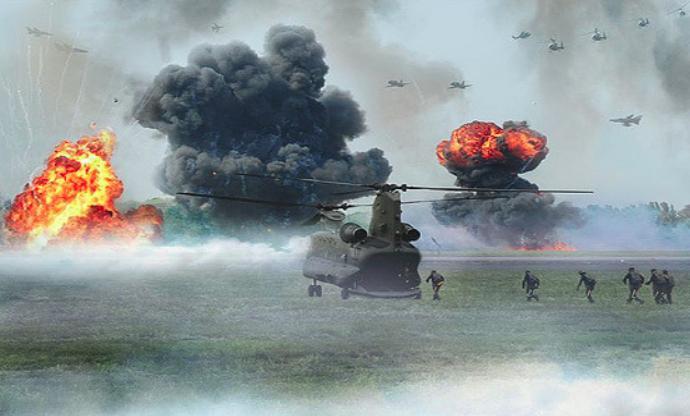 Сон война - к чему снится война? Сонник -толкование сна